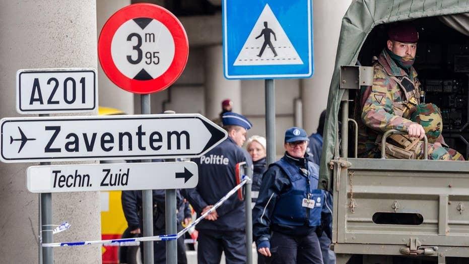 Investigators work to identify third Brussels airport bomber