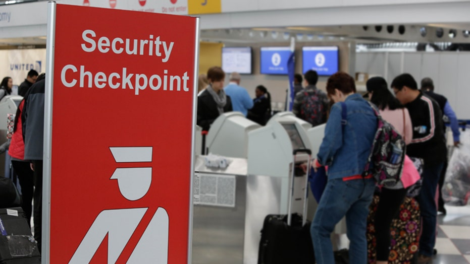 Airport security reports not a priority for the media?