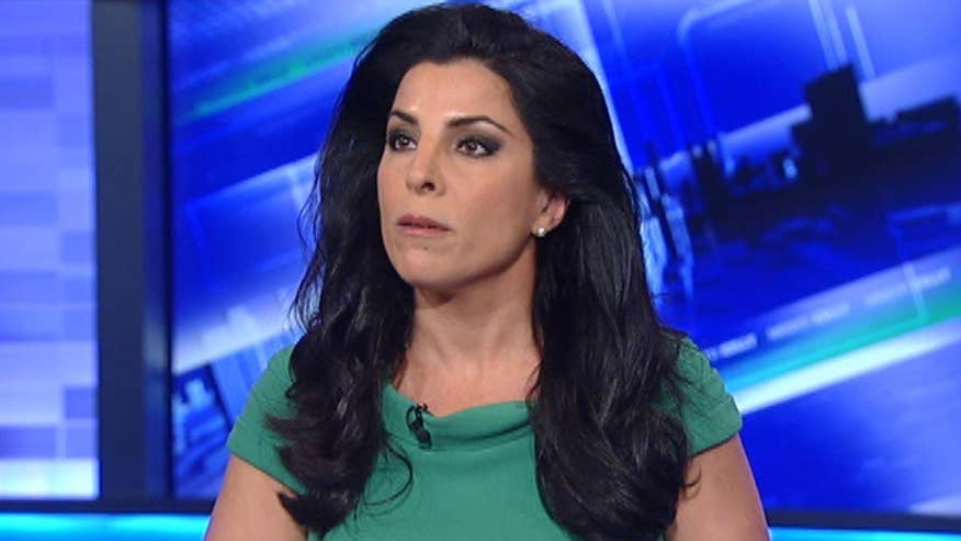 'Kelly File' exclusive: Jill Kelley talks incident that ended CIA director's public career