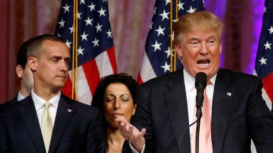 Trump on Lewandowski: I don't want to destroy his life