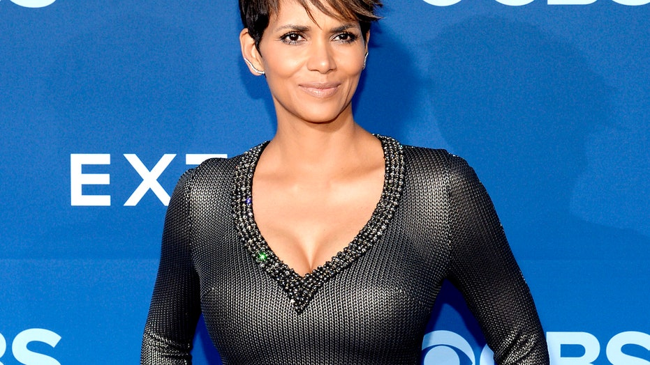Halle Berry joins Instagram with topless snap