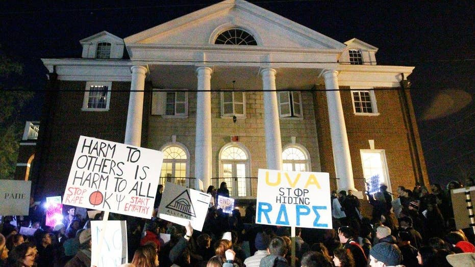 Ex-student wants deposition blocked in Rolling Stone suit