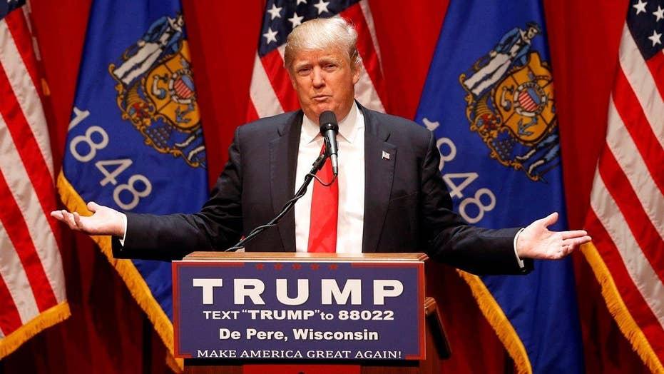 GOP in turmoil as Trump rescinds pledge to back nominee
