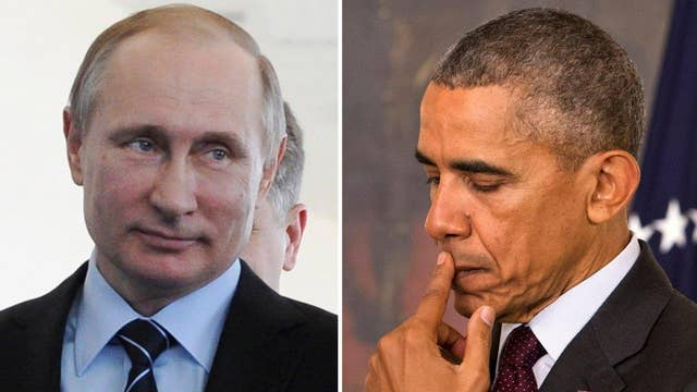 Putin notably absent from Obama's world nuclear summit