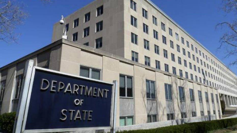 State Department apologizes over controversial tweet