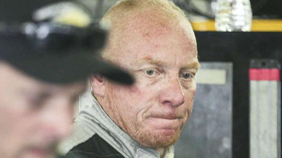 NASCAR driver arrested in tobacco smuggling ring