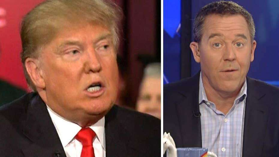 Gutfeld: Time for Trump to start thinking about the issues