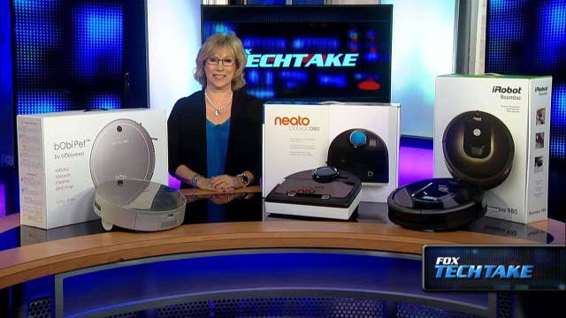 Are robotic vacuums the 'clean sweep' of the future?