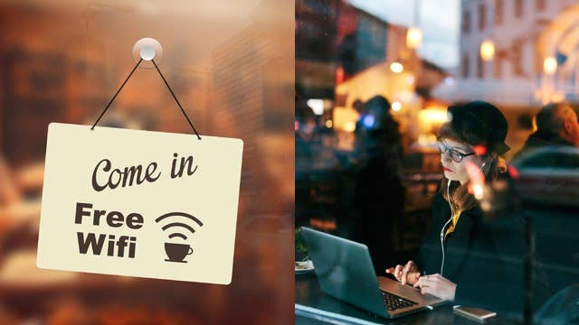 Why 'free wi-fi' could cost you big time