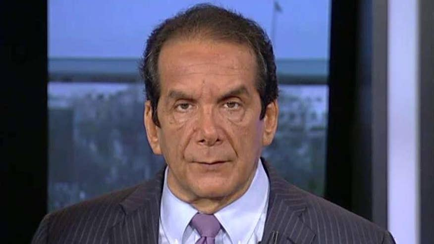 Charles Krauthammer said Friday on 'Special Report with Bret Baier' that President Obamas comments following the nuclear security summit in Washington are evidence the president is divorced from reality