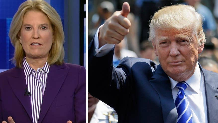 Greta's 'Off the Record' comment: I admit it, I have an agenda in 'On the Record' town hall with Donald Trump this Sunday: Get information for voters in Wisconsin and nationwide. That's it. Not to insult, lay traps, or impress. #TrumpTownhall