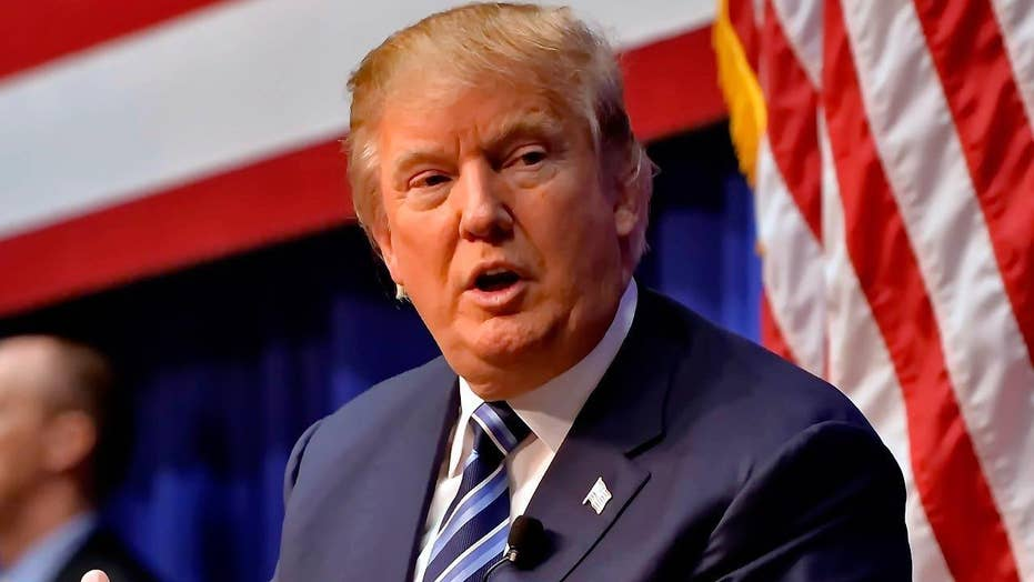 Trump hints at the possibility of third party run