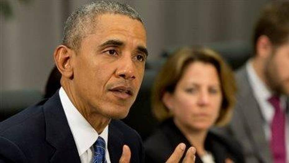 President Obama scolds media for campaign coverage