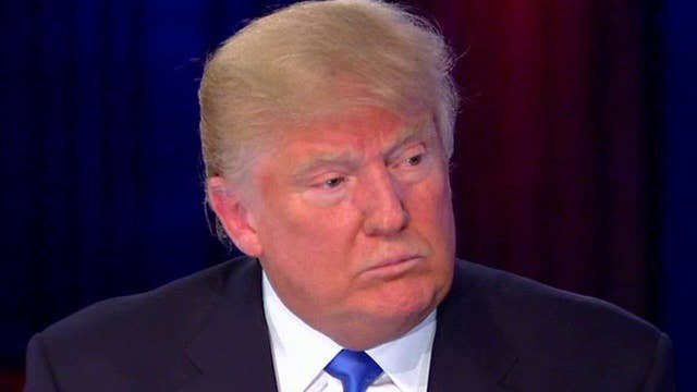 Trump: Walker not supporting because I ousted him from race