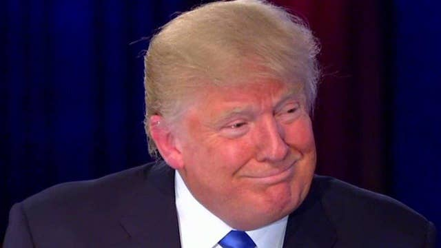 Trump: The endorsements don't matter, I'm a realist