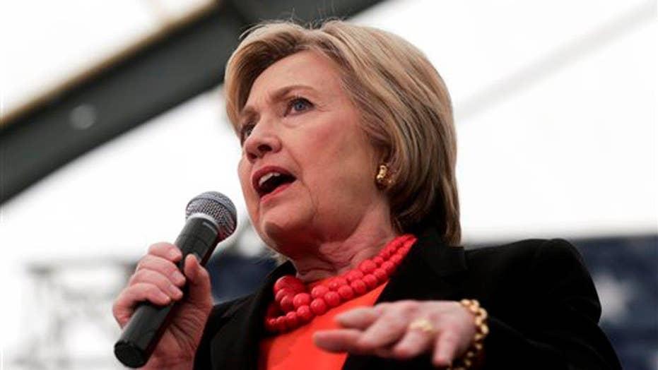 FBI closing in on Clinton?