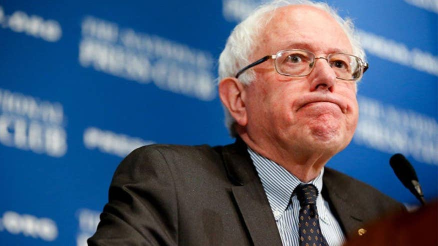 Juan Williams weighs in on Bernie Sanders campaign and Cuba on 'The O'Reilly Factor'