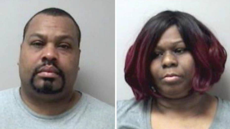 Dispute over crab legs turns violent, two arrested