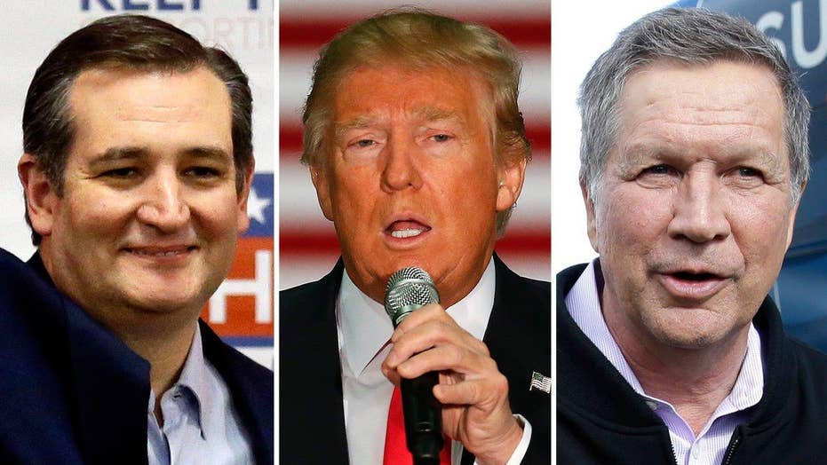 Political Insiders Part 1: The fight for the GOP nomination