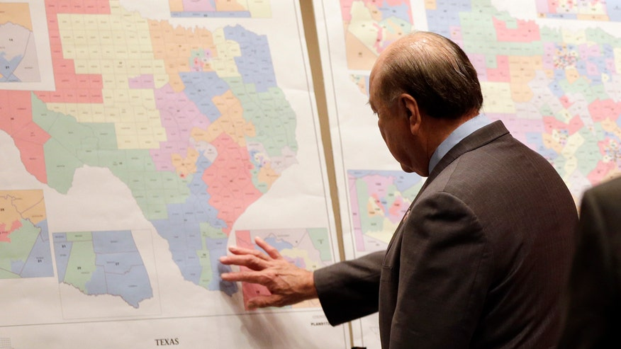 Strategy Room: David Mercer and Brad Blakeman break down the ruling on how voting districts are drawn