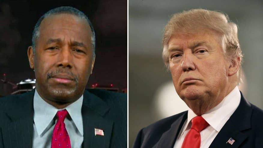 Press release blasts 'Lying Ted' following loss in Wisconsin primary; reaction from the former presidential candidate and current Trump supporter, Dr. Ben Carson