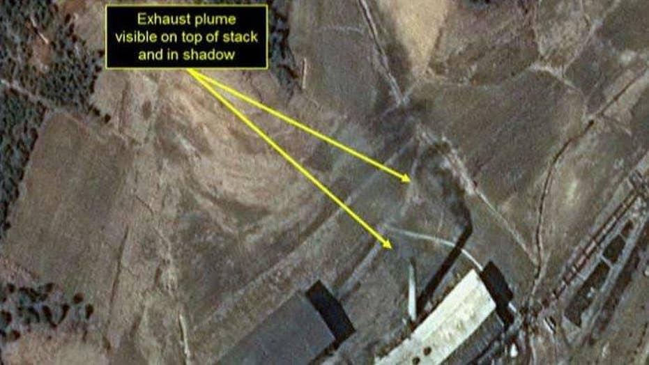 Analysts: Photos show new activity at North Korea nuke site