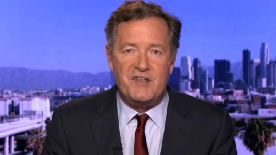 Piers Morgan: Getting Mexico to pay for wall is 'achievable'