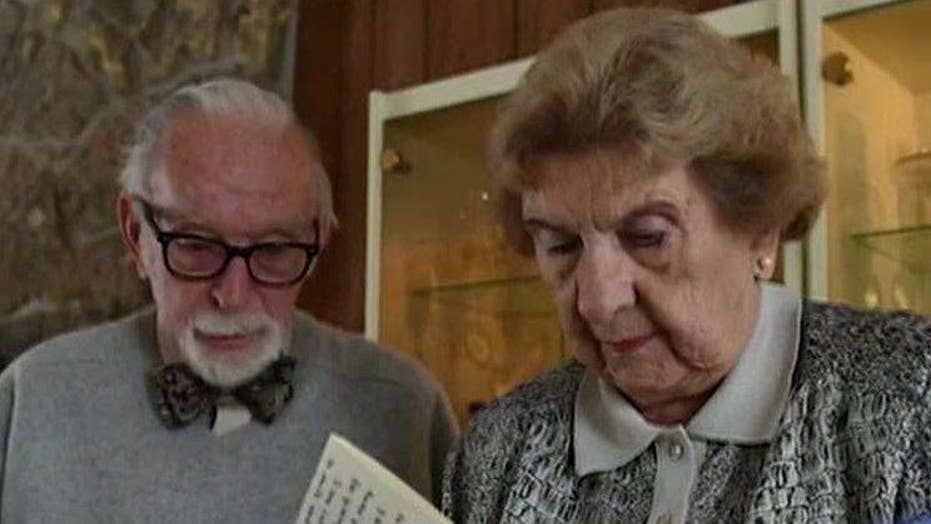 WWII survivors reaching out to Syrian refugees