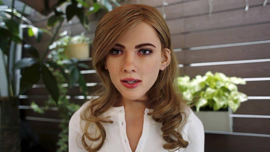 Scarlett Johansson robot innovative or objectifying women?