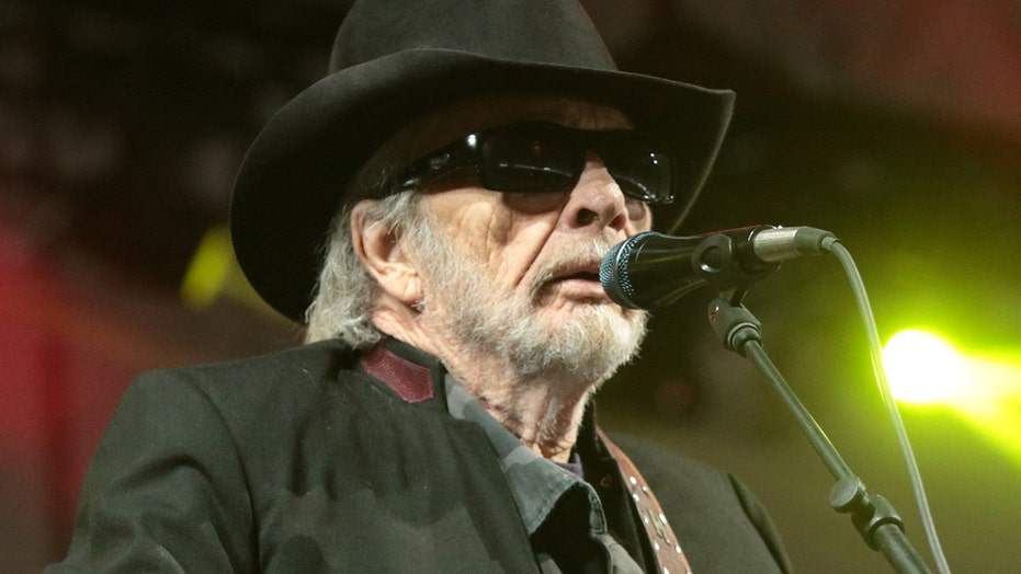 Merle Haggard dies at the age of 79