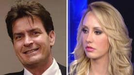 Police probe alleged threats against Sheen's ex-fiancee, Scottine Ross