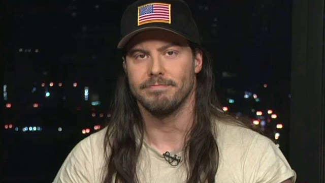 Andrew W.K. dives into politics, forms the Party Party