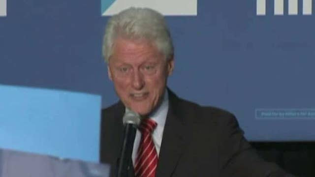 Bill Clinton takes on Black Lives Matter protesters