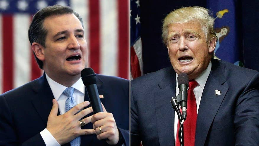 Strategy Room: Ellen Ratner and Ron Bonjean react to Cruz's hostile reception in New York, while Trump plays it up