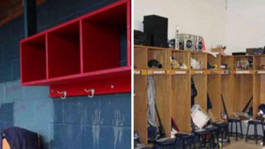 Girls softball team sues over unequal facilities
