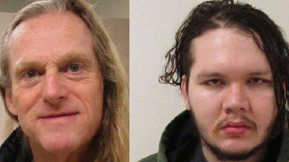 Dangerous prisoners escape from psychiatric hospital
