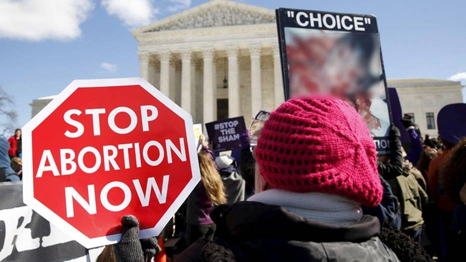 Should abortionists be punished for doing their jobs?
