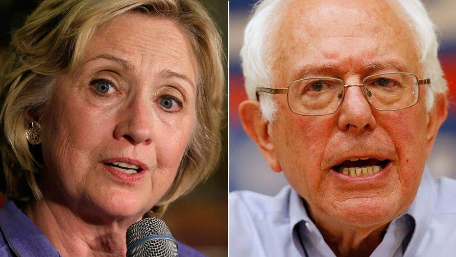Will contentious primary fight damage the Democratic Party?