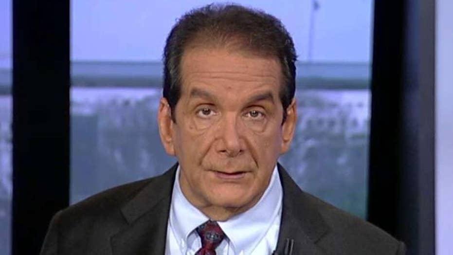 Krauthammer: Cruz 'extremely defensive'