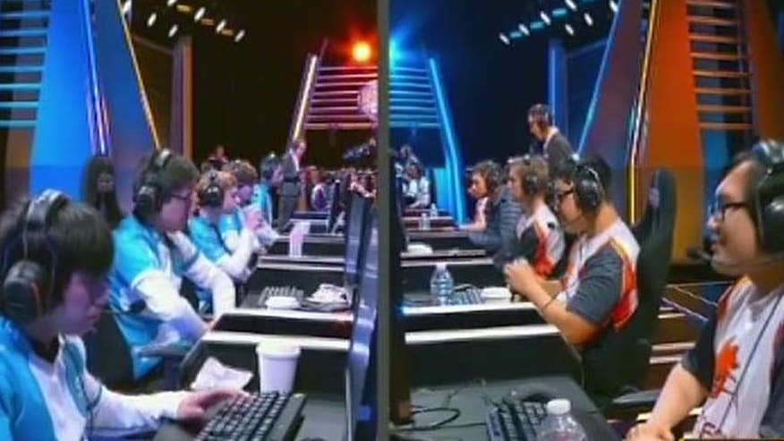 E-sports expected to make $17 billion this year
