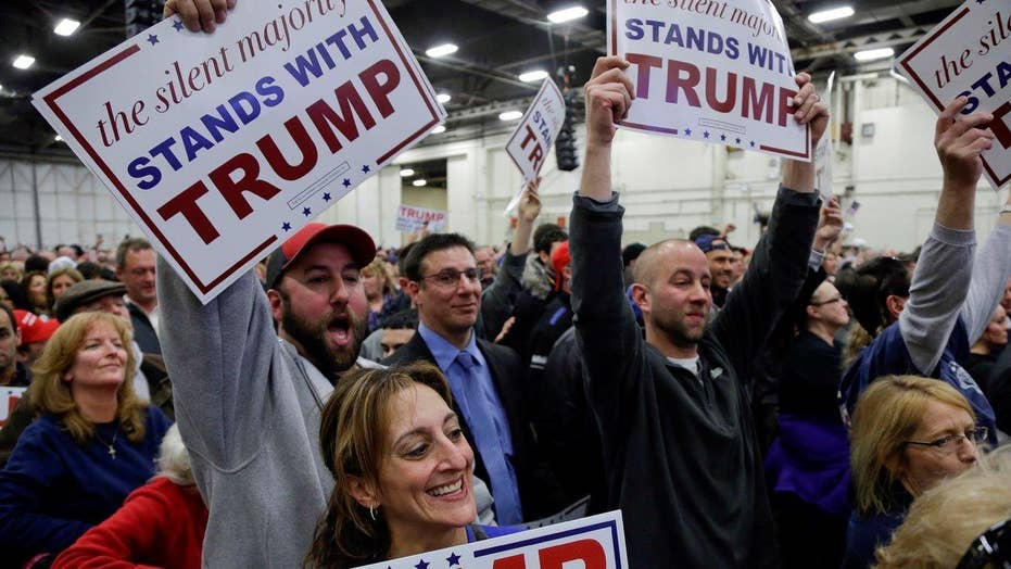 Can Donald Trump supporters win over conservatives?