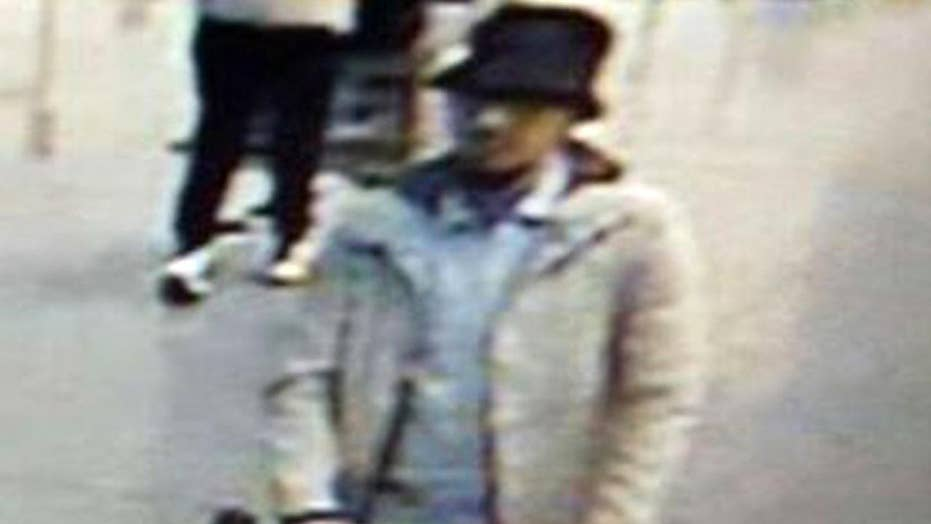 Brussels attack's 'man in the hat' caught?