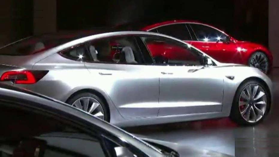 Greta: A revolution's upon us - Tesla's Model 3 electric car