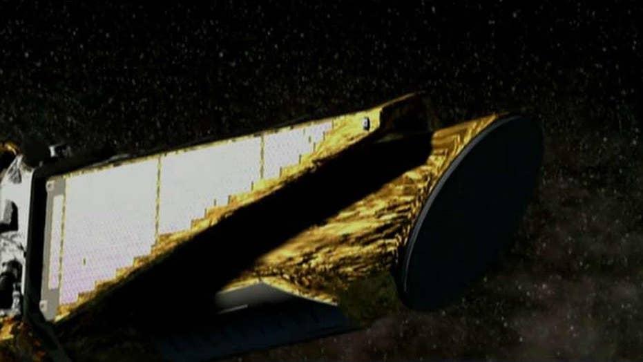 Lost in space? NASA's Kepler probe stuck in emergency mode