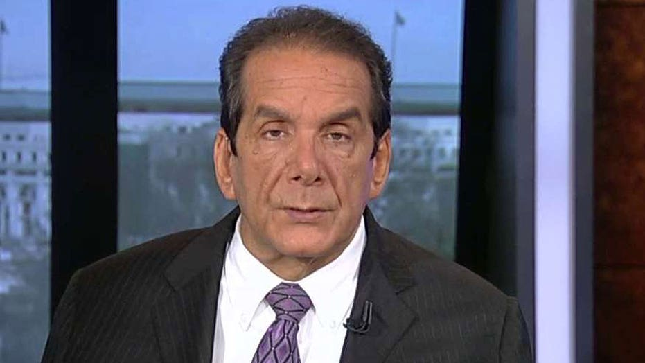 Krauthammer downplays Trump's rigged election accusation