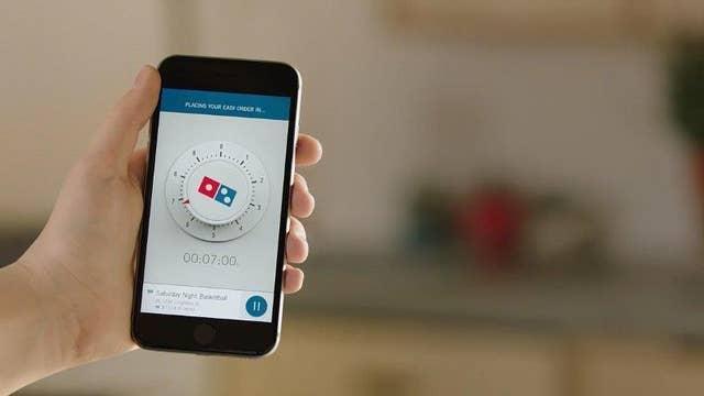 Is Domino's 'zero click' app genius or lazy?