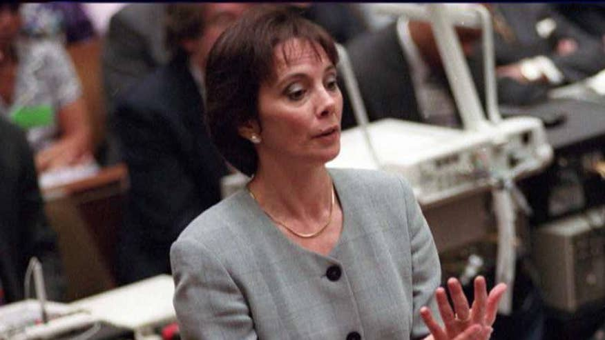 Report: Marcia Clark wasn't first choice as prosecutor
