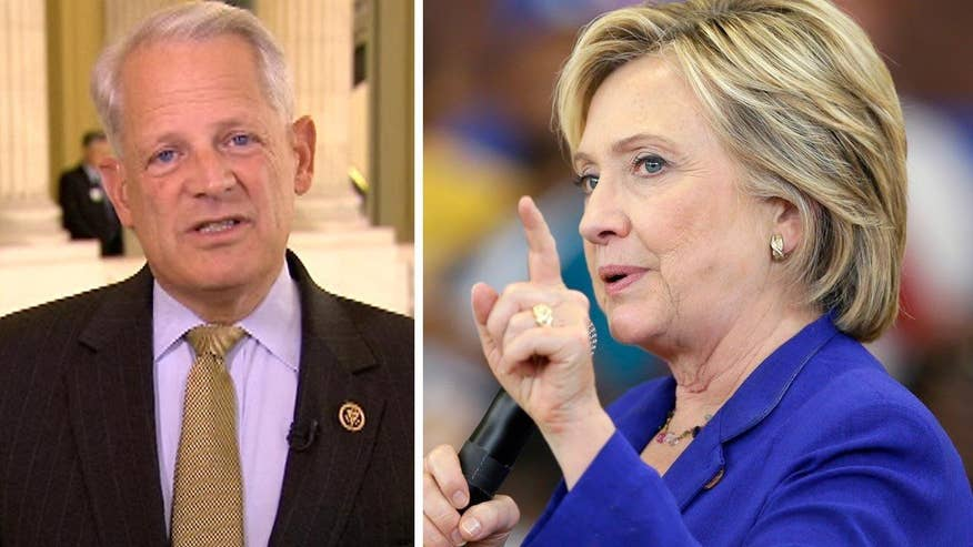 Key Democratic lawmaker and Clinton supporter: Things change