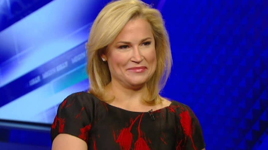 Wife of Ted Cruz discusses her partnership with the presidential candidate, career, Donald Trump's attacks in a 'Kelly File' interview