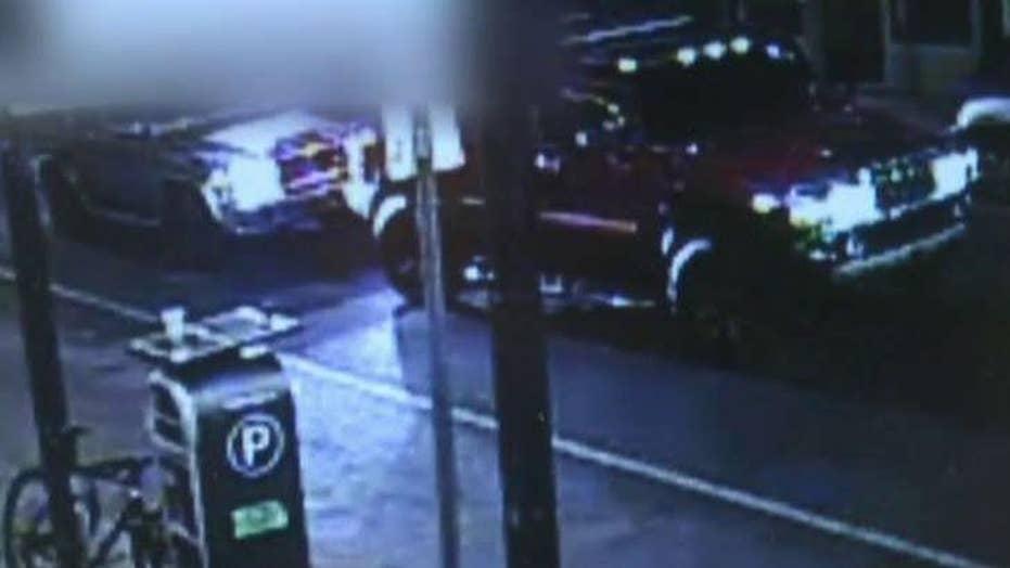 Video shows hit & run before ex-NFL player's murder